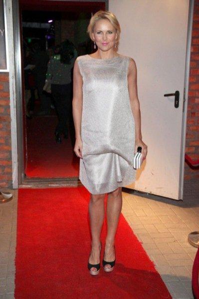 Anna Samusionek na imprezie charytatywnej Serca w modzie