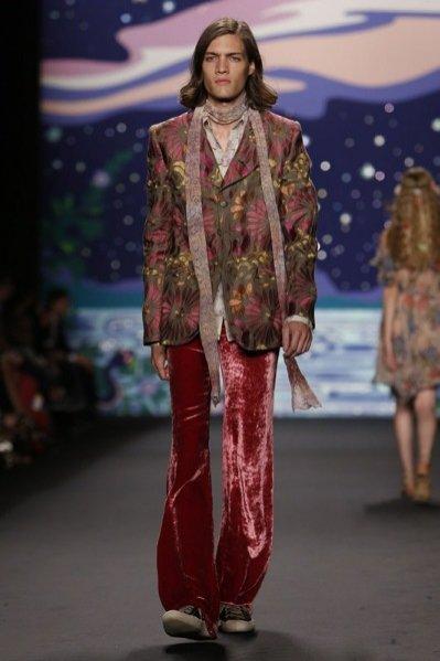 Anna Sui - kolekcja wiosna lato 2014