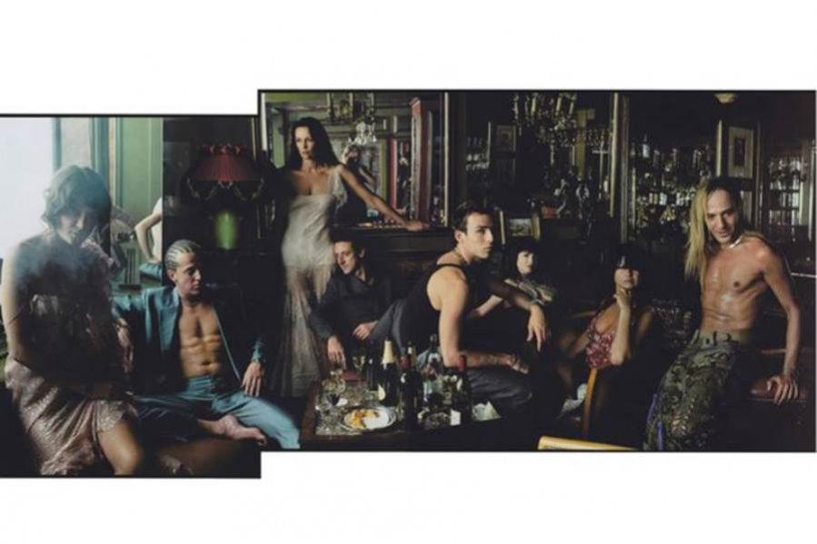 Annabelle Neilson - muza Johna Galliano i Alexandra McQueena