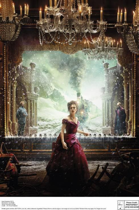 "Filmy kostiumowe: ""Anna Karenina"""