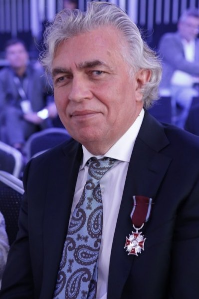 1. Antoni Ptak, pomysłodawca i fundator całego przesięwzięcia