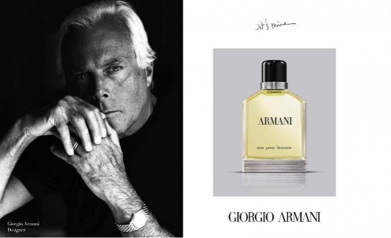 perfumy Giorgio Armani Eau pour Homme