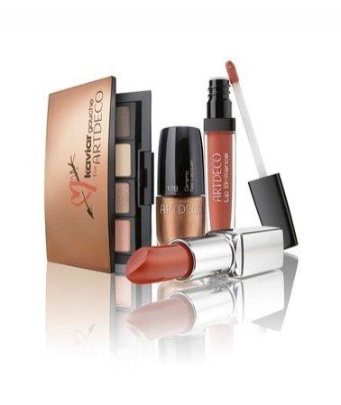 kolekcja makijażu Artdeco wiosna lato 2012 zainspirowana twórczością Kaviar Gauche