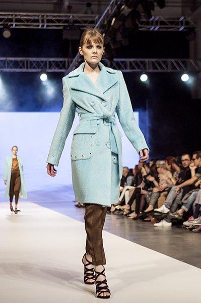 1. Fashion Week Poland 2014 - pokaz kolekcji Aryton jesień zima 2014/2015