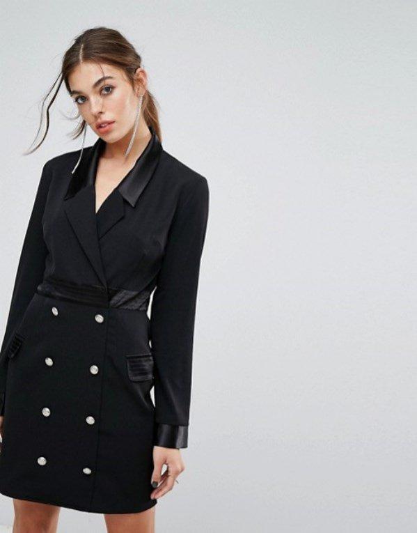 Stylowe sukienki na święta - Asos, 35 funtów