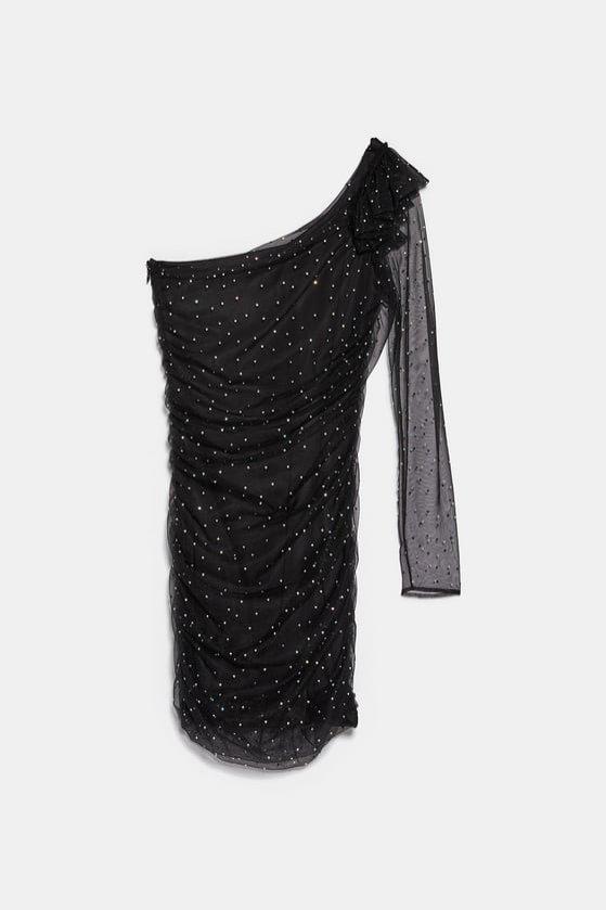 Asymetryczna sukienka, Zara, 139.00 zł