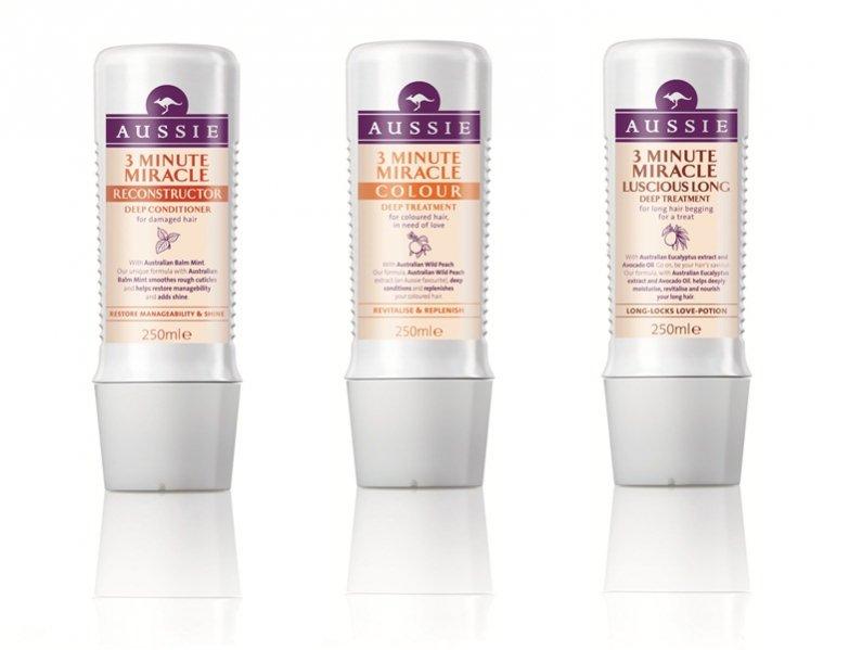 kosmetyki Aussie - odżywki 3 Minute Miracle Reconstructor