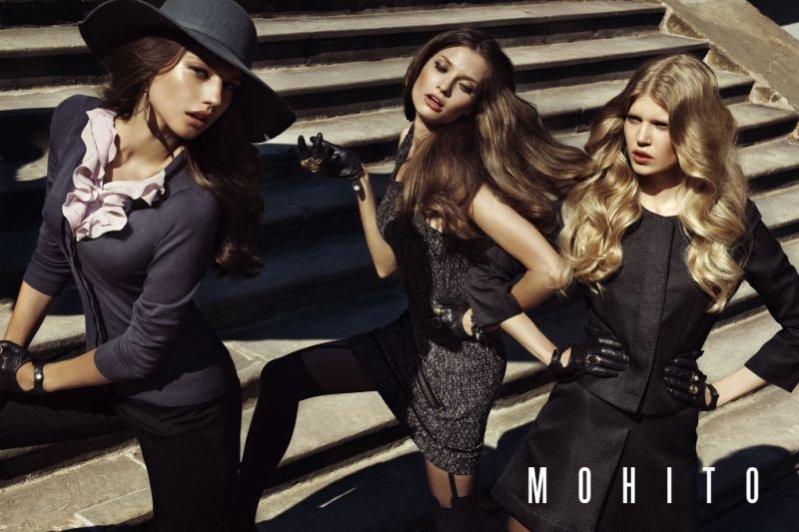 Kampania Mohito jesień zima 2011