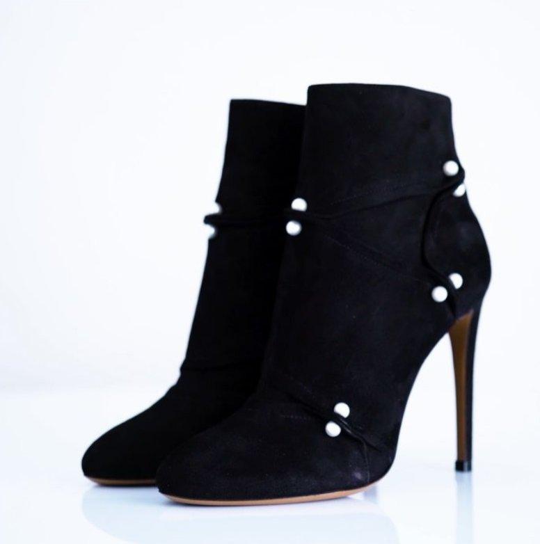 Azzedine Alaia - kolekcja butów