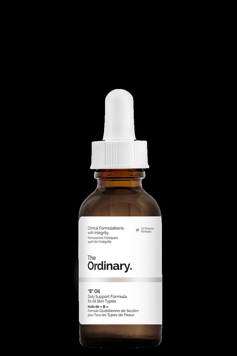 Olejek rozświetlająco-ochronny do skóry twarzy B-Oil, The Ordinary, 30 ml, 9.20 euro