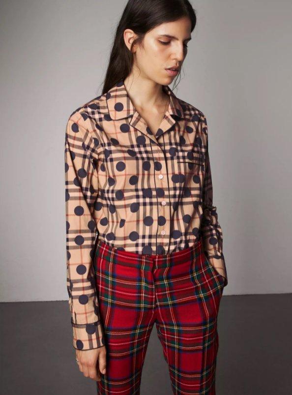 Koszula Burberry (650 zł)