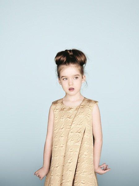 Kolekcja dziecięca Dior zima 2012/13