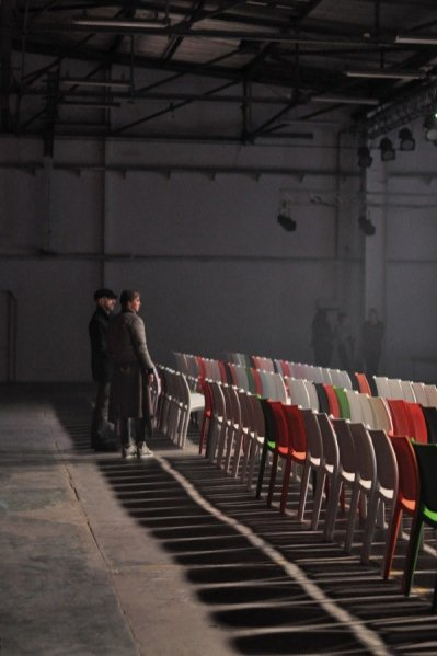 1. Backstage pokazu Tomaotomo – fotorelacja zza kulis