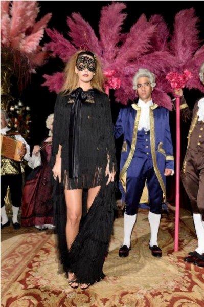 bal maskowy Dolce&Gabbana w Wenecji - Bianca Brandolini d'Adda