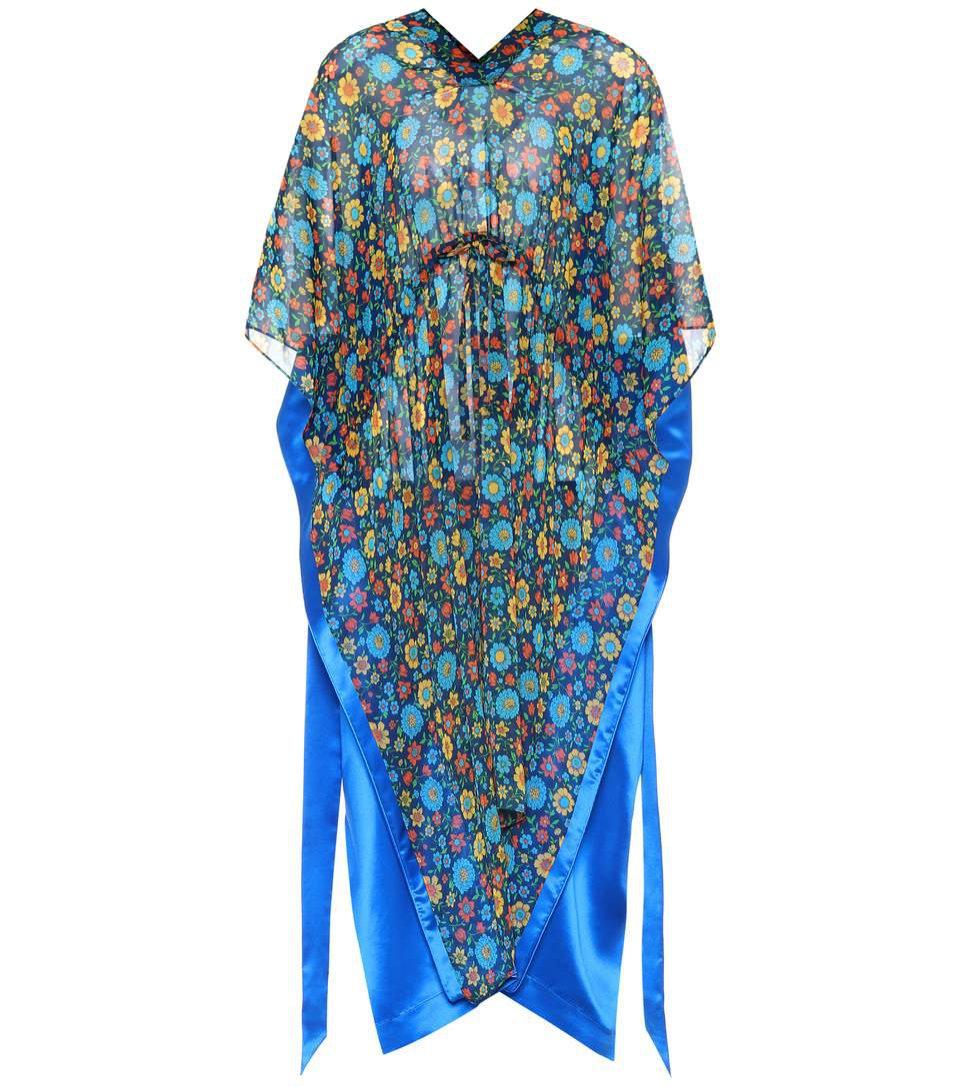 Sukienka kimono, Balenciaga/Mytheresa, 2950 euro