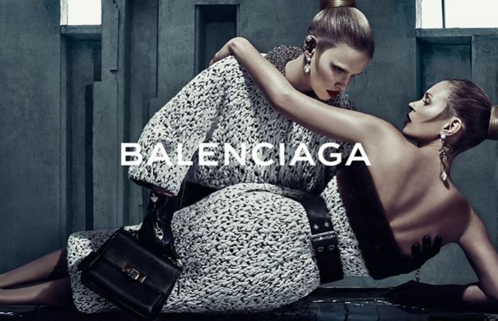 Kampania Balenciaga jesień zima 2015
