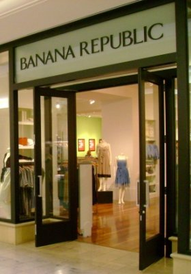 GAP INC. OTWIERA FLAGOWY SALON BANANA REPUBLIC W PARYŻU
