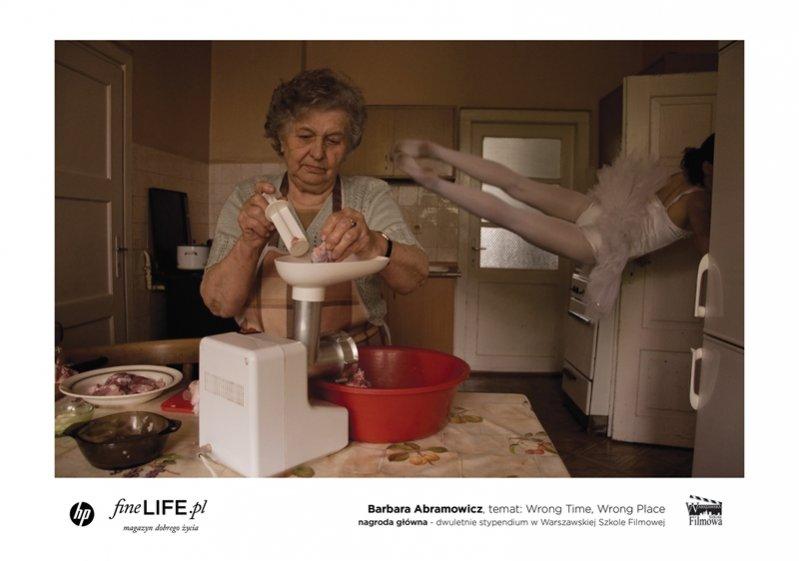 Konkurs 7 LIVES of fineLife - nagrodzone zdjęcie autorstwa Barbary Abramowicz