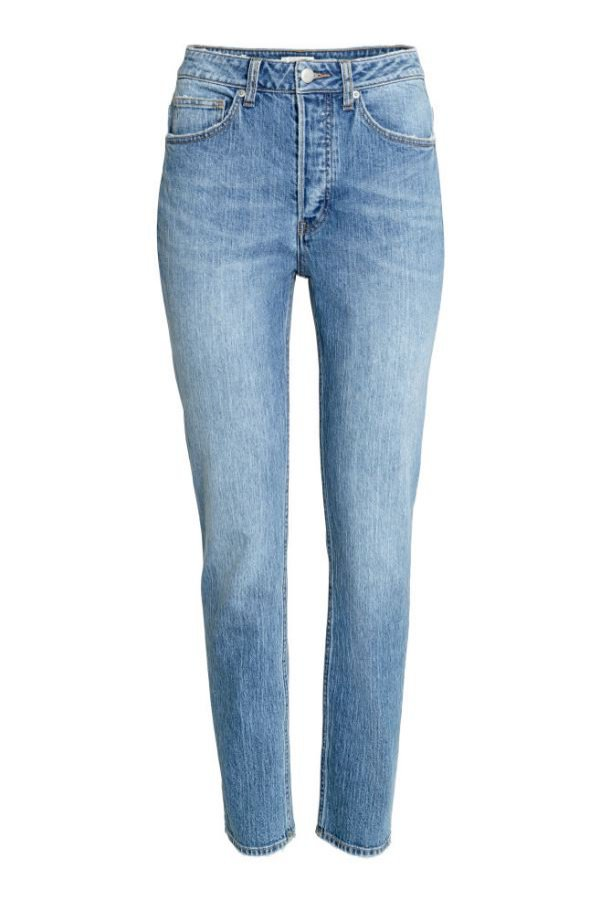 Dżinsy z bawełny ekologicznej, H&M Concious, 149 pln