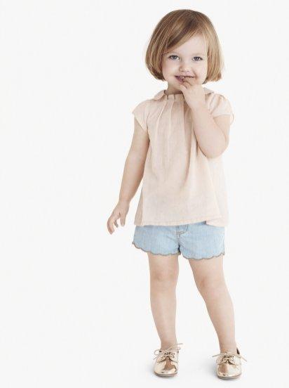 Kolekcja Zara dla dzieci na sezon wiosna lato 2012