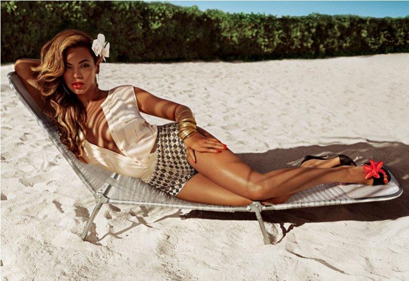 Beyoncé w kampanii H&M
