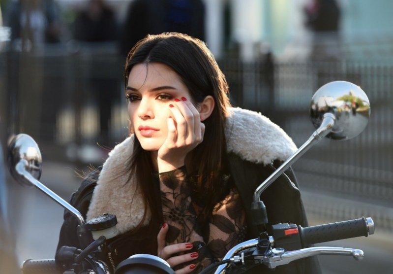 Kendall Jenner została nową twarzą marki Estée Lauder