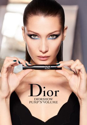 BELLA HADID + DIOR PUMP & VOLUME MASCARA