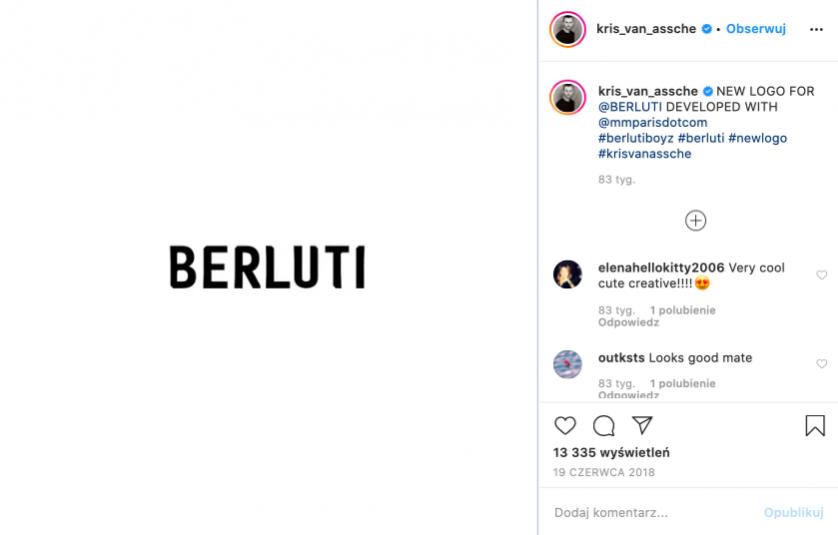 Logo BERLUTI