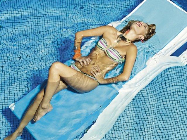 Kolekcja Bershka Swimwear