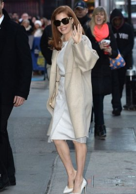 BEST LOOK - AMY ADAMS