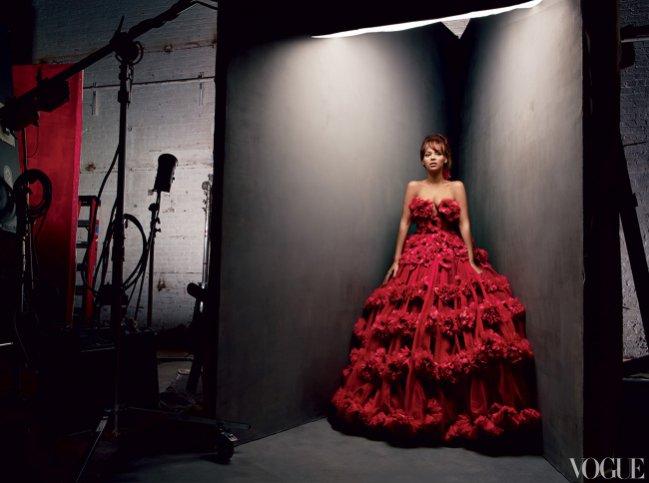 Beyonce w marcowym Vogue US