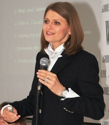 1. Dr Irena Kamińska-Radomska