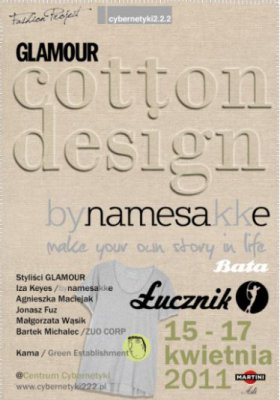 GLAMOUR COTTON DESIGN