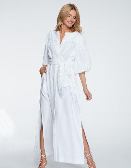 Biała sukienka, Maare/Showroom, 479 pln