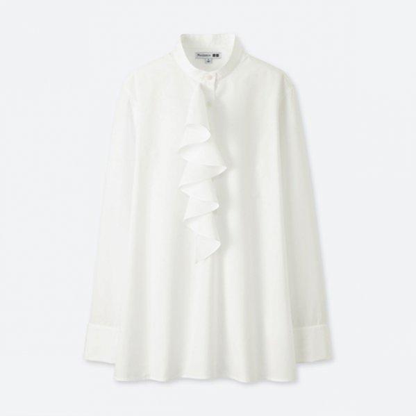 Biała koszula, Uniqlo x J.W. Anderson, 29$