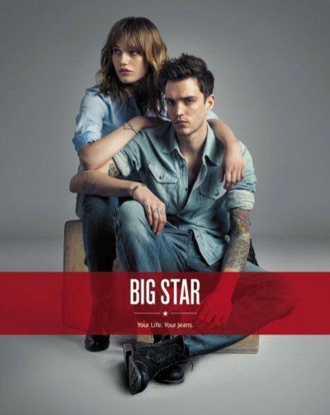 KAMPANIA BIG STAR JESIEŃ ZIMA 2012/13