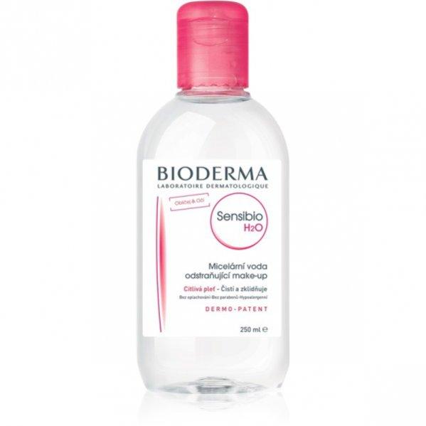 Płyn micelarny do skóry suchej, Bioderma Sensibio H20, 250 ml, ok. 38 pln