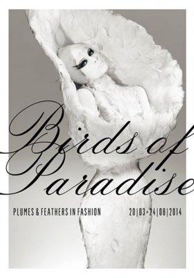 """""""BIRDS OF PARADISE"""" – NOWA WYSTAWA W MODE MUSEUM W ANTWERPII"""