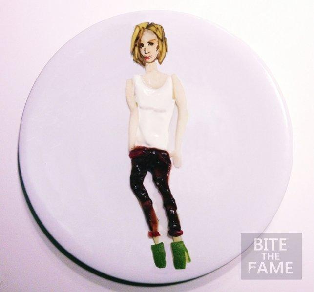 1. Bite The Fame - Agnieszka Szulim