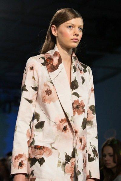 1. Pokaz kolekcji bizuu wiosna lato 2015