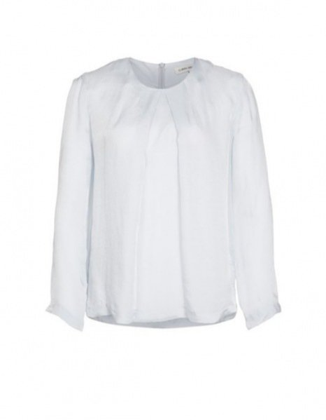 Ubierz się jak Joanna Klimas - biała koszula Carin Wester 319PLN/domodi.pl