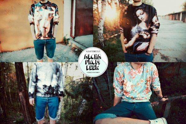 Bluzy labelu Aloha From Deer