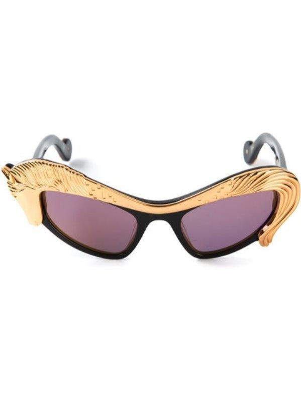 Zdobione okulary przeciwsłoneczne, Anna Karin Karlson, 781 funtów