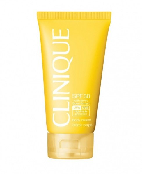 Clinique Body Cream Sun SPF 30 150ml - 99,00 PLN