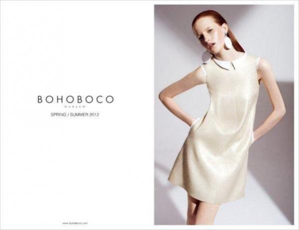 Kolekcja Bohoboco na sezon wiosna lato 2012