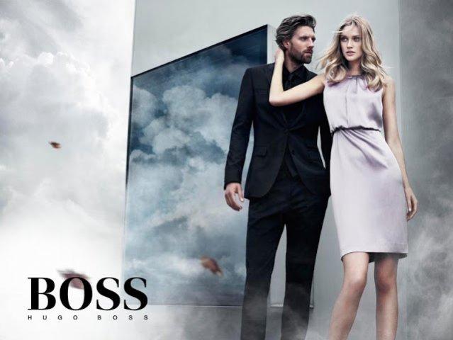Kampania Hugo Boss Black jesień zima 2012/2013
