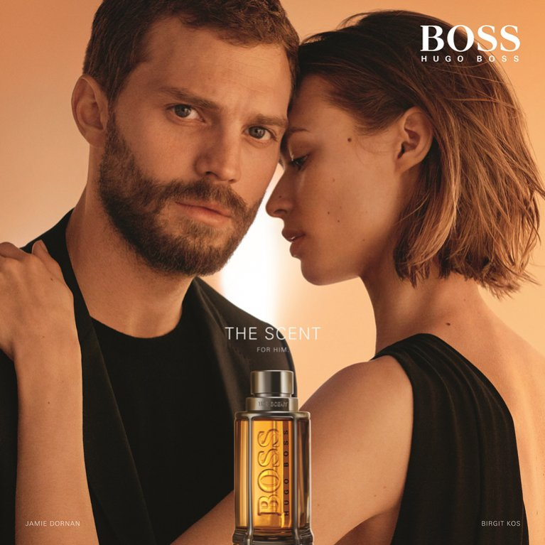 BOSS THE SCENT: pefrumy