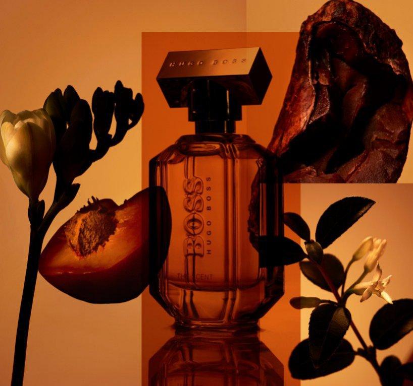 Zapach na bazie kawy i kakao - BOSS THE SCENT FOR HER