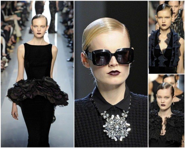 Trendy w makijażu jesień zima 2012/13 - Bottega Veneta