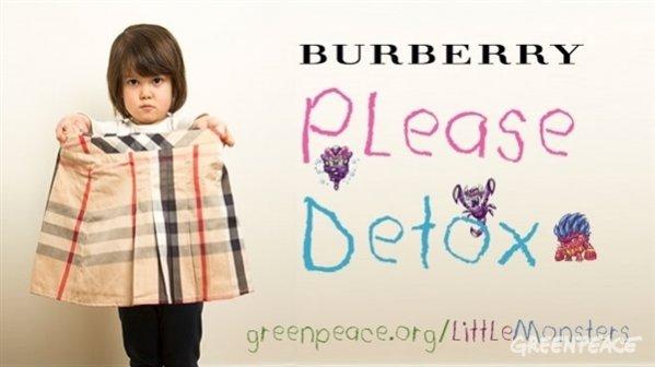 1. kampania Greenpeace Detox